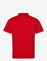 Mens Clark polo - RED