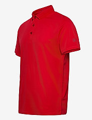 Abacus - Mens Clark polo - polo's - red - 2