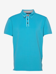 Abacus - Mens George polo - polos à manches courtes - breeze - 0