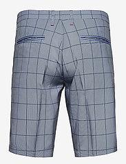 Abacus - Yas shorts - short de golf - navy check - 1