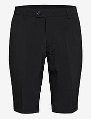 Mens Cleek stretch shorts - BLACK