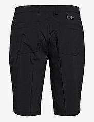 Abacus - Mens Cleek stretch shorts - golfbroeken - black - 1
