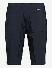 Abacus - Mens Cleek stretch shorts - golfbroeken - navy - 1