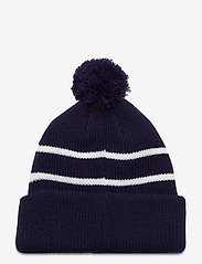 Abacus - Woodhall knitted hat - bonnet - navy - 1