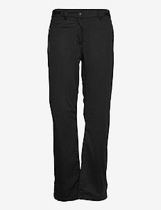 Lds Swinley raintrousers - golfbroeken - black