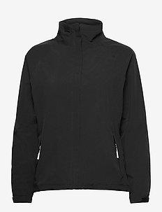 Lds Links rainjacket - kurtki golfowe - black