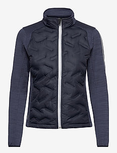 Lds Dunes hybrid jacket - golf jassen - navy