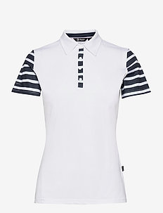 Lds Anne polo - polo's - stripes