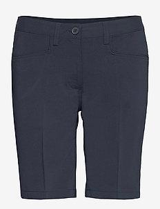 Lds Cleek stretch shorts 46cm - golfshorts - navy