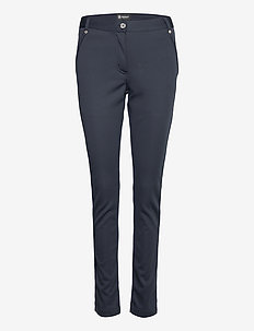 Lds Portnoo softshell trousers - golfbukser - navy