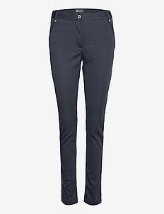 Lds Portnoo softshell trousers - golfbroeken - navy