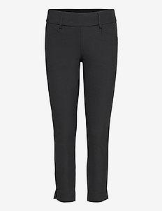 Lds Grace 7/8 trousers 88cm - golf-housut - black