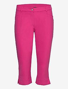 Lds Grace capri 70 cm - pantalon de golf - powerpink