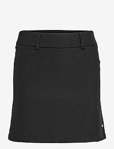 Lds Grace skort 45cm - jupes de sport - black