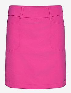 Lds Grace skort 50cm - sports skirts - powerpink