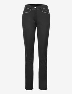 Lds Tralee  trousers - golf-housut - black