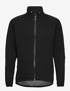Mens Pitch 37.5 rainjacket - golf jackets - black