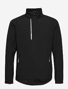 Mens Links rainjacket - golf jassen - black
