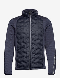 Mens Dunes hybrid  jacket - golfjakker - navy