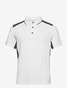 Mens Scratch 37.5 polo - polo's - white