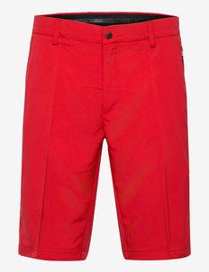 Mens Trenton shorts - golfshorts - red