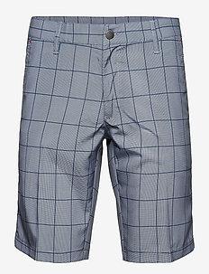 Yas shorts - golfshorts - navy check
