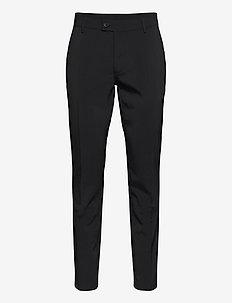 Mens Cleek stretch trousers - golfbyxor - black