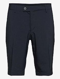 Mens Cleek stretch shorts - golfshorts - navy