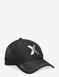 Abacus x-series cap - petten - black