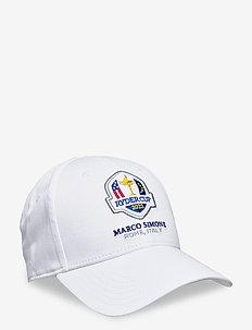 Ryder Cup 2022 cap - kepsar - white