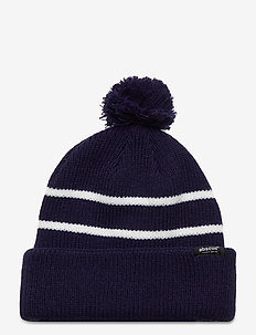 Woodhall knitted hat - mutsen - navy