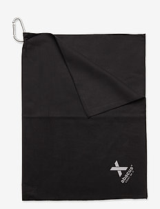 X-Series micro towel - golf equipment - black