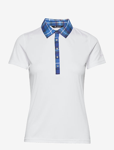 Lds players crail polo - polo's - white
