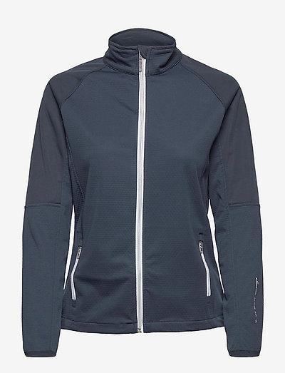 Lds Arden softshell jacket - golf jassen - navy
