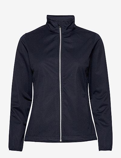 Lds Lytham softshell jacket - golf jassen - navy