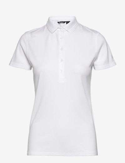Lds Clark polo - polo's - white