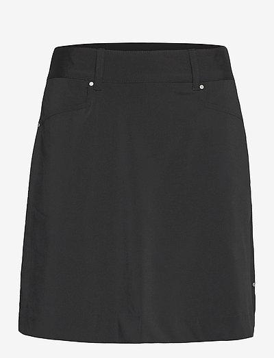 Lds Cleek skort 50cm - rokjes - black