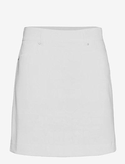 Lds Cleek skort 50cm - rokjes - white