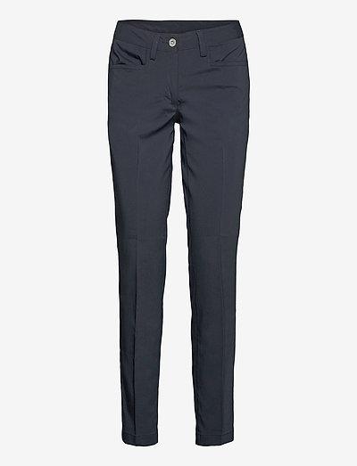 Lds Cleek stretch trousers - golfbroeken - navy