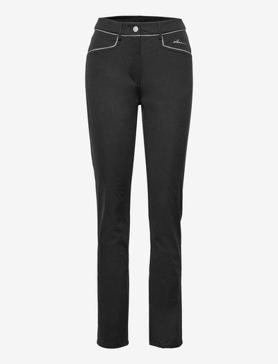Lds Tralee  trousers - golfbroeken - black