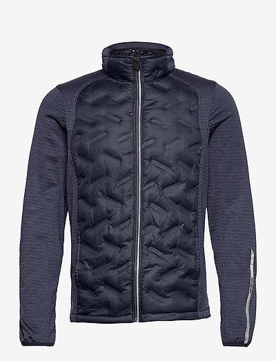 Mens Dunes hybrid  jacket - golf-jacken - navy
