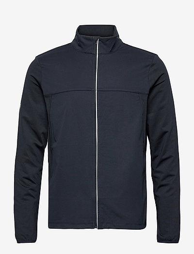 Mens Dornoch softshell hybrid  jacket - golf-jacken - navy