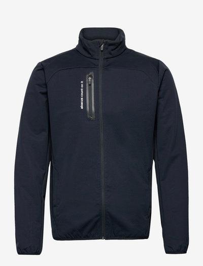Mens Arden softshell jacket - golf jassen - navy