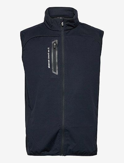 Mens Arden softshell vest - golf jassen - navy