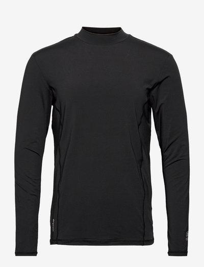 Mens Slope longsleeve - top met lange mouwen - black