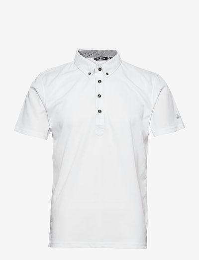 Mens Oliver polo - polo's - white