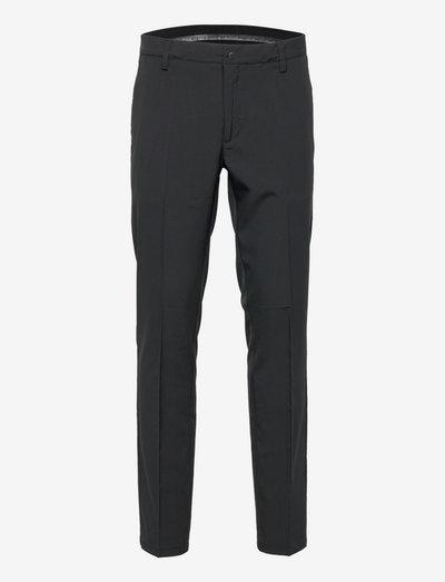 Mens Trenton trousers - golfhosen - black