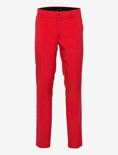 Mens Trenton trousers - golfbroeken - red