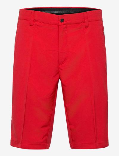 Mens Trenton shorts - golfbroeken - red
