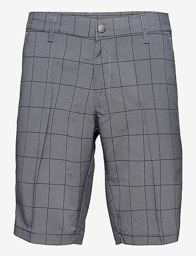 Yas shorts - golfbroeken - black check